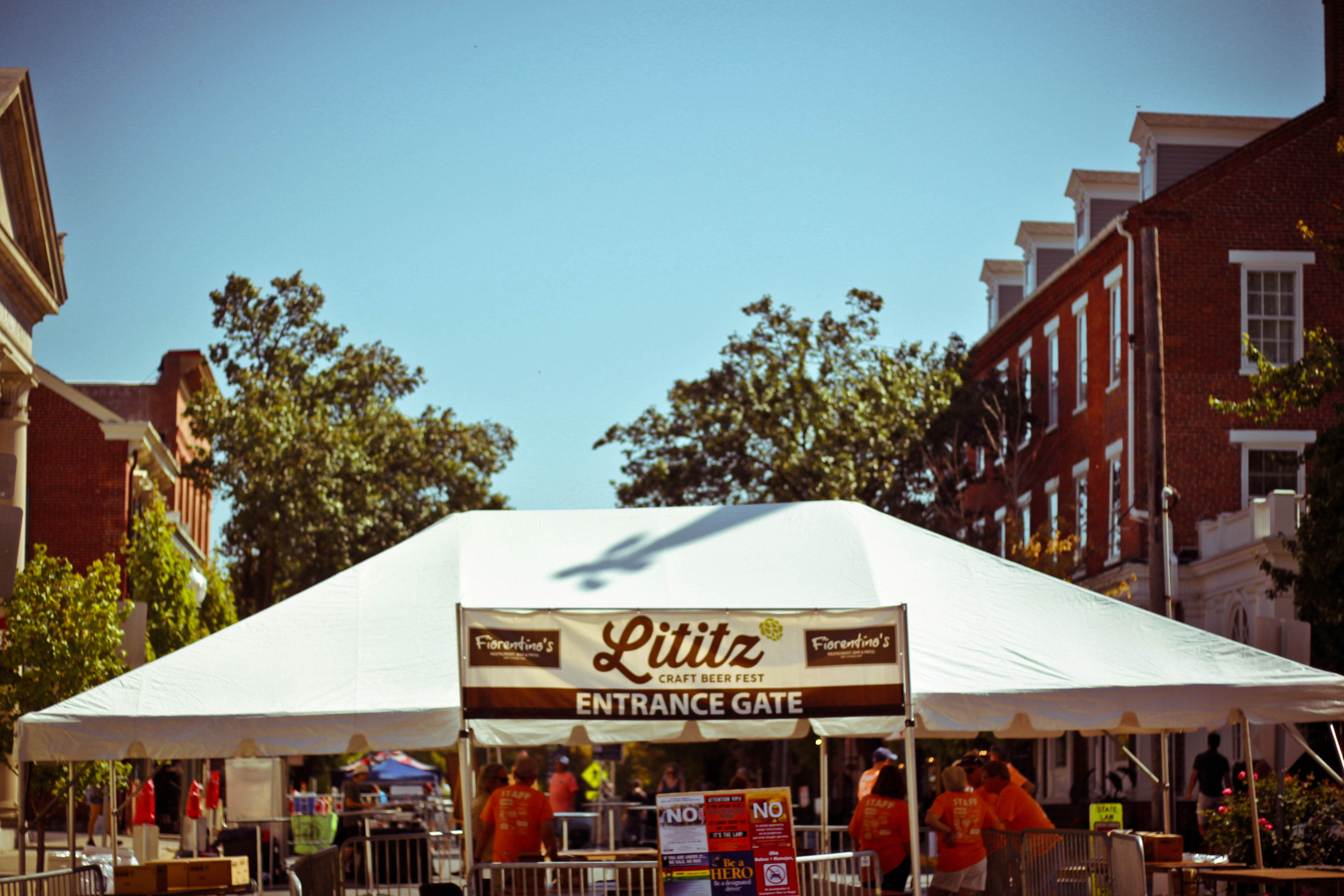 Lititz Craft Beer Fest – A charity fundraising craft beer festival